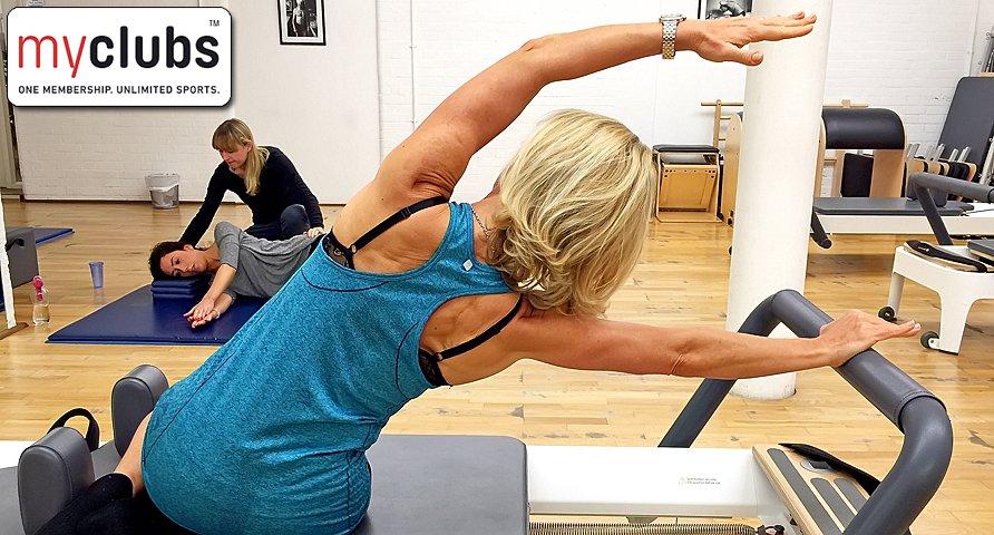 Pilates Rosen ist Partner von myClubs