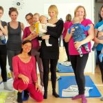 Pilates for a fit body after birth