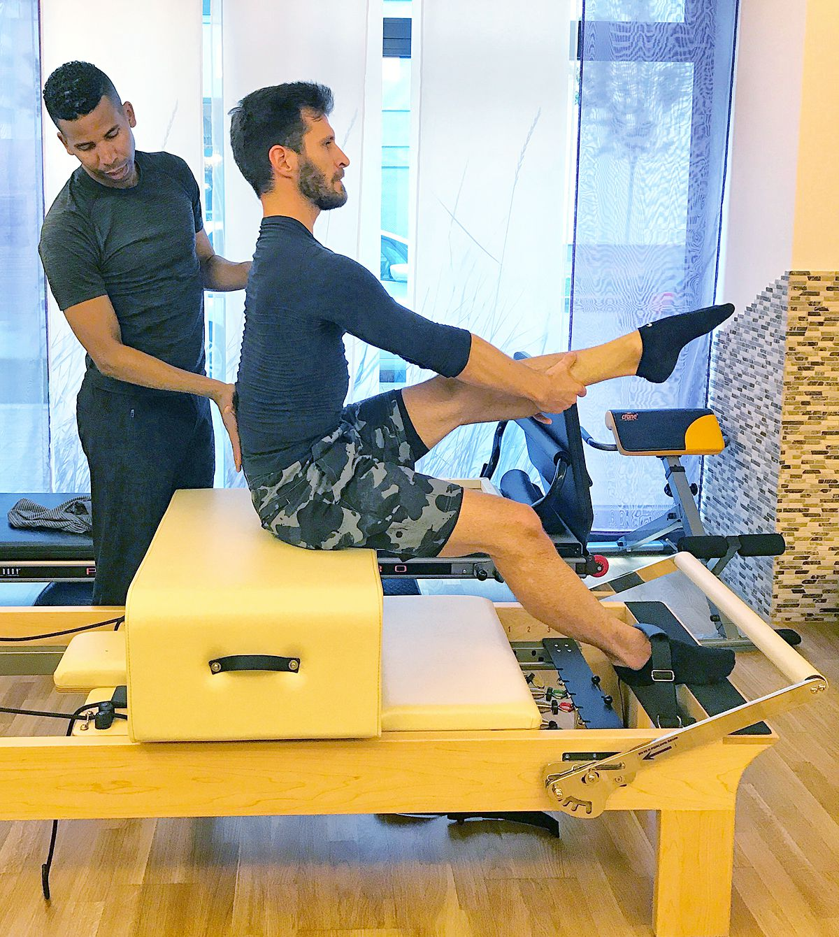Pilates Rosen - Refomer-Training
