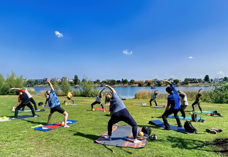 Outdoor Pilates - Wien